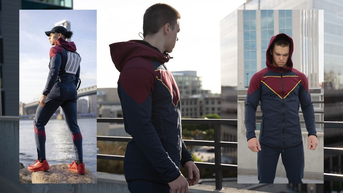 """New """"Kent"""" Tracksuit from SuperX is Super all the way around."""