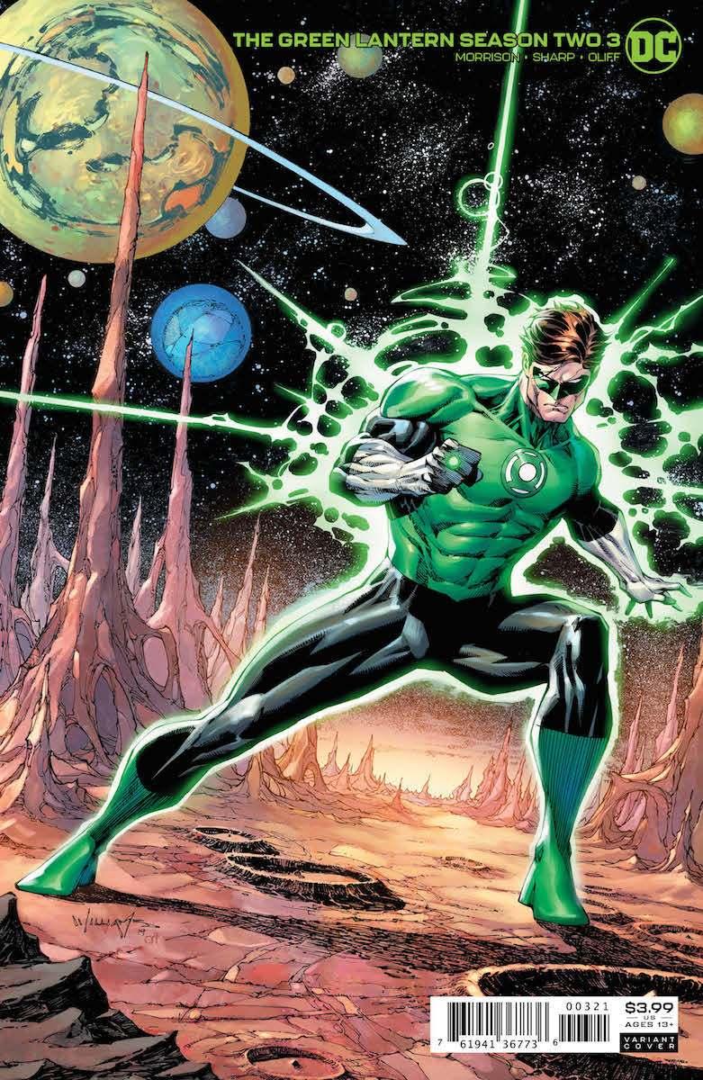 The Green Lantern 2 Season #3