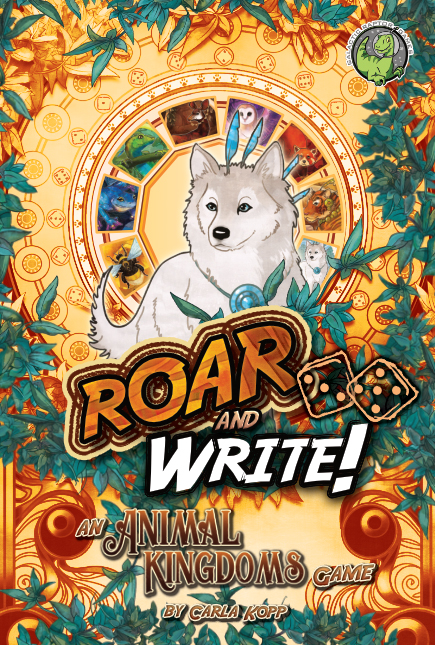 Roar and Write! cover