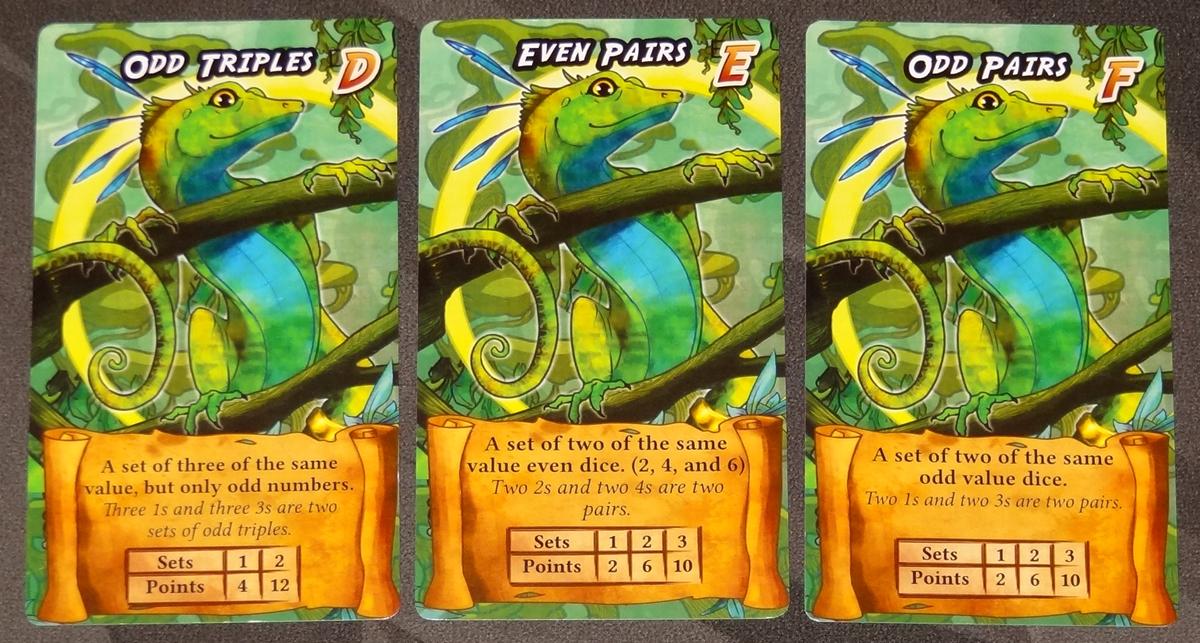 Roar and Write! lizard cards