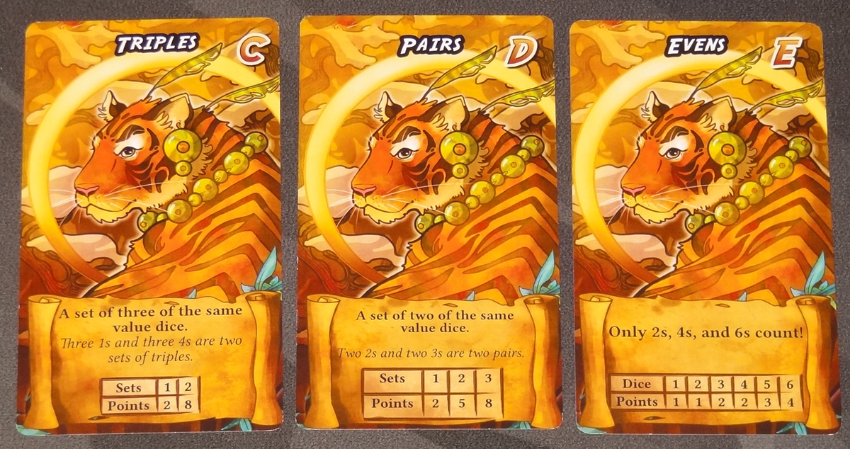 Roar and Write! tiger cards