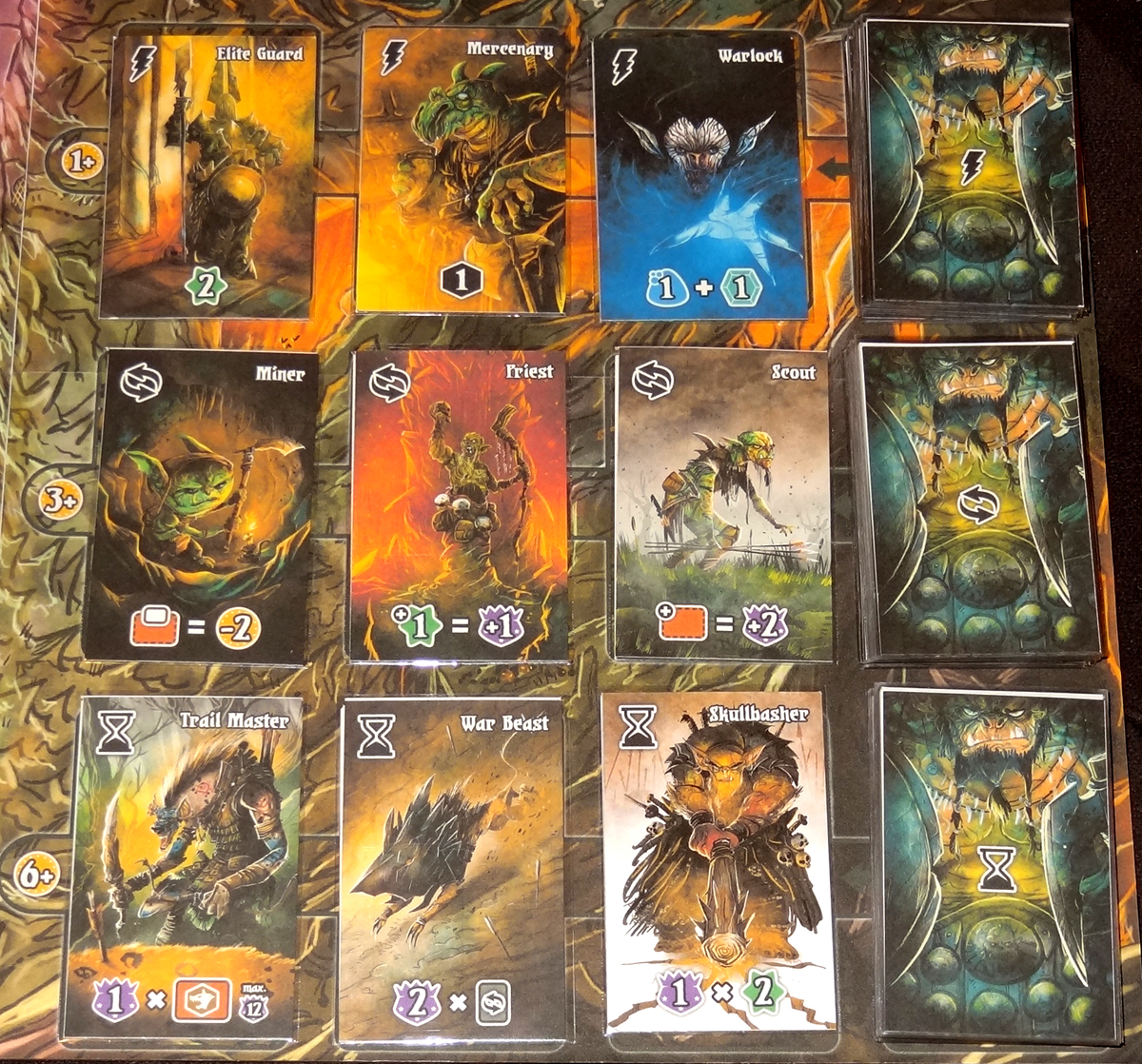 Shadow Kingdoms of Valeria champions market