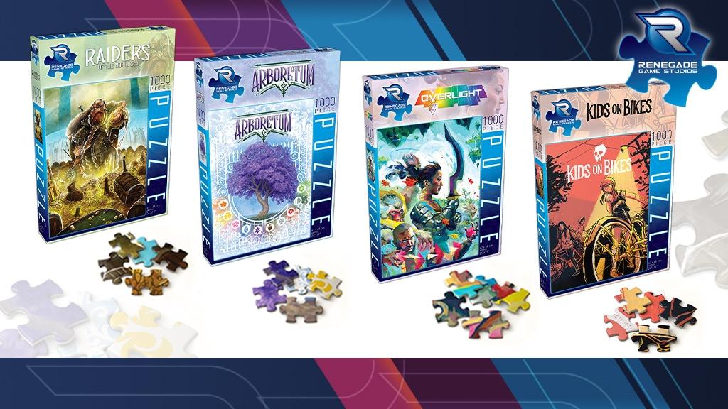 Renegade Games Puzzles