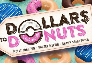 Dollars to Donuts logo