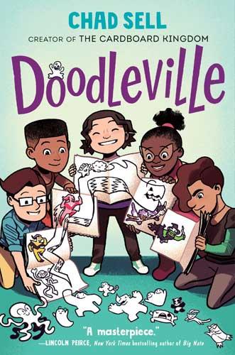 Doodleville cover