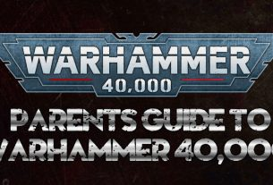 Parents Guide to Warhammer 40000