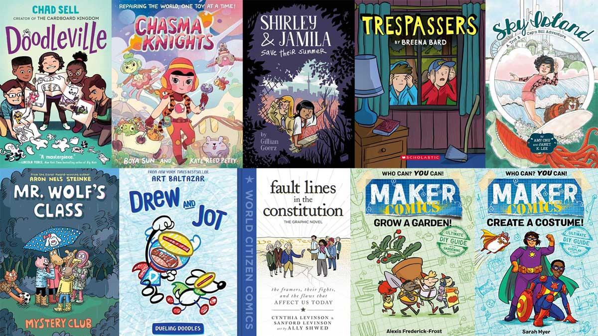 Stack Overflow: Comics for Kids