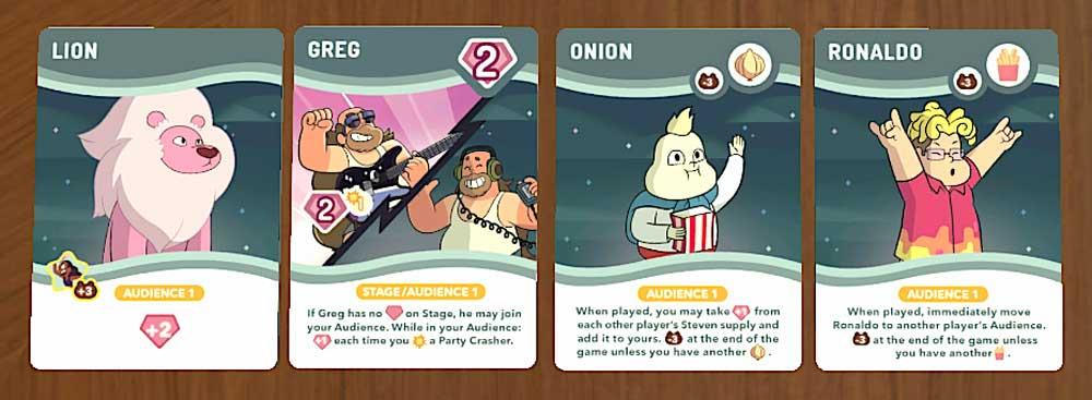Steven Universe: Beach-a-Palooza boardies