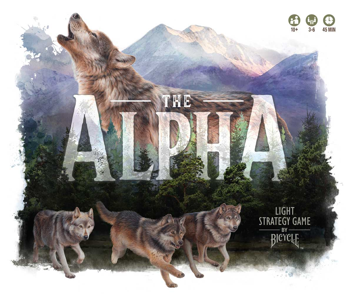 The Alpha box cover