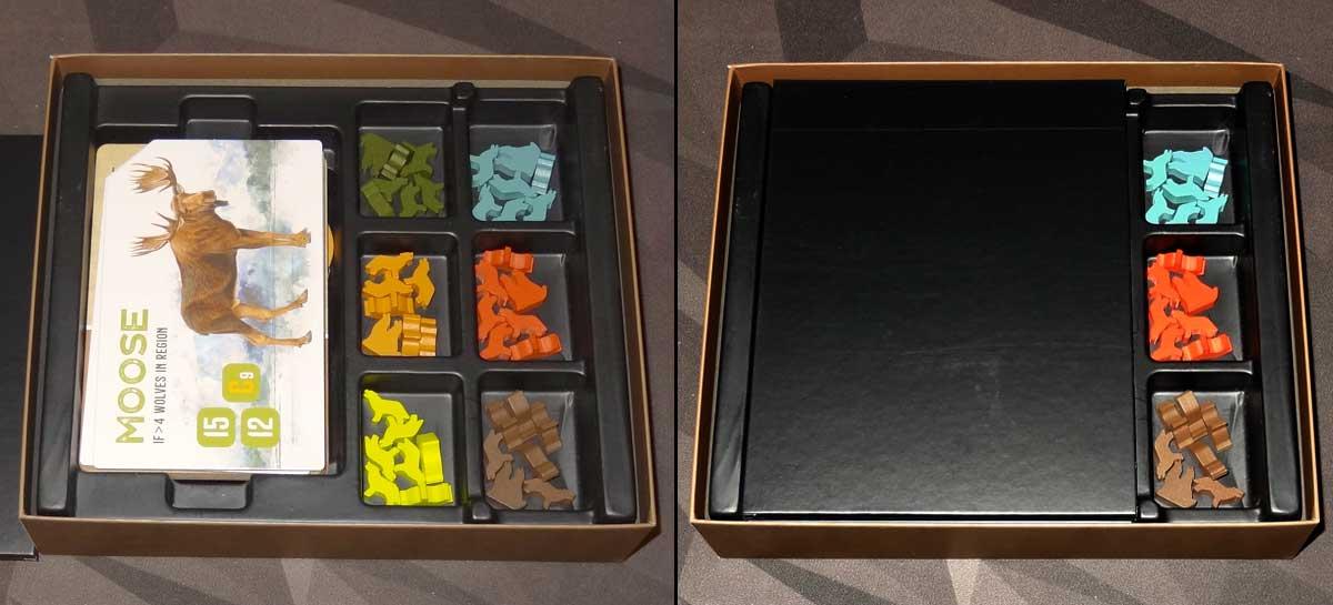 The Alpha box insert