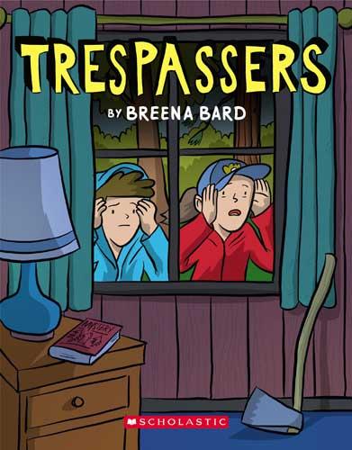 Trespassers cover