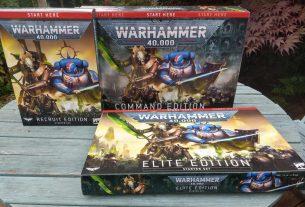 Warhammer 40000 Starter Sets