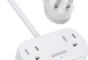 Geek Daily Deals 082820 anker power usb extension cord