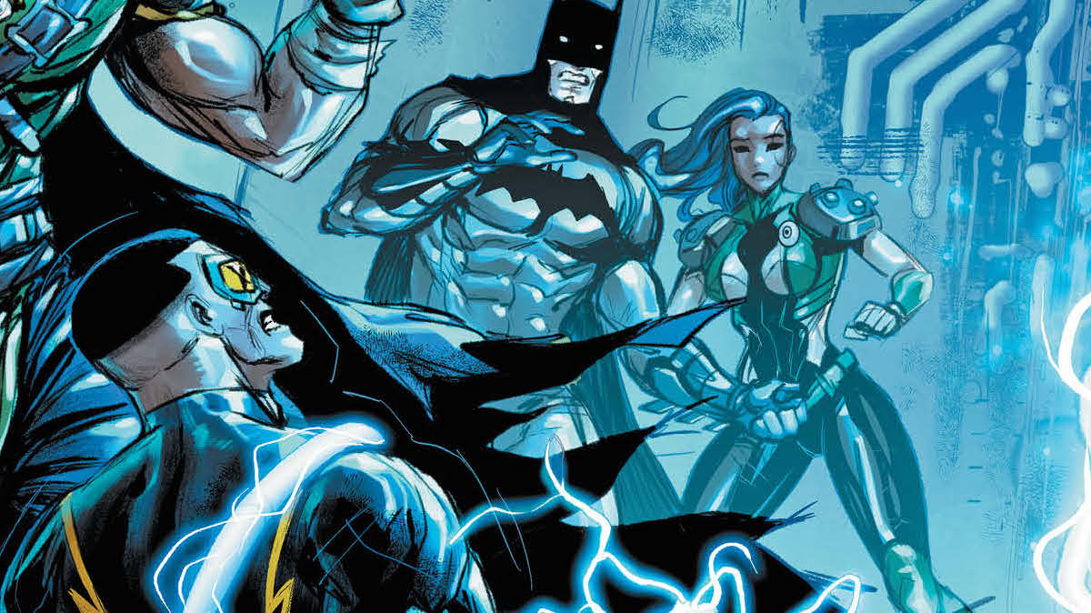 Review Batman And The Outsiders 15 Hunt For The Demon Geekdad