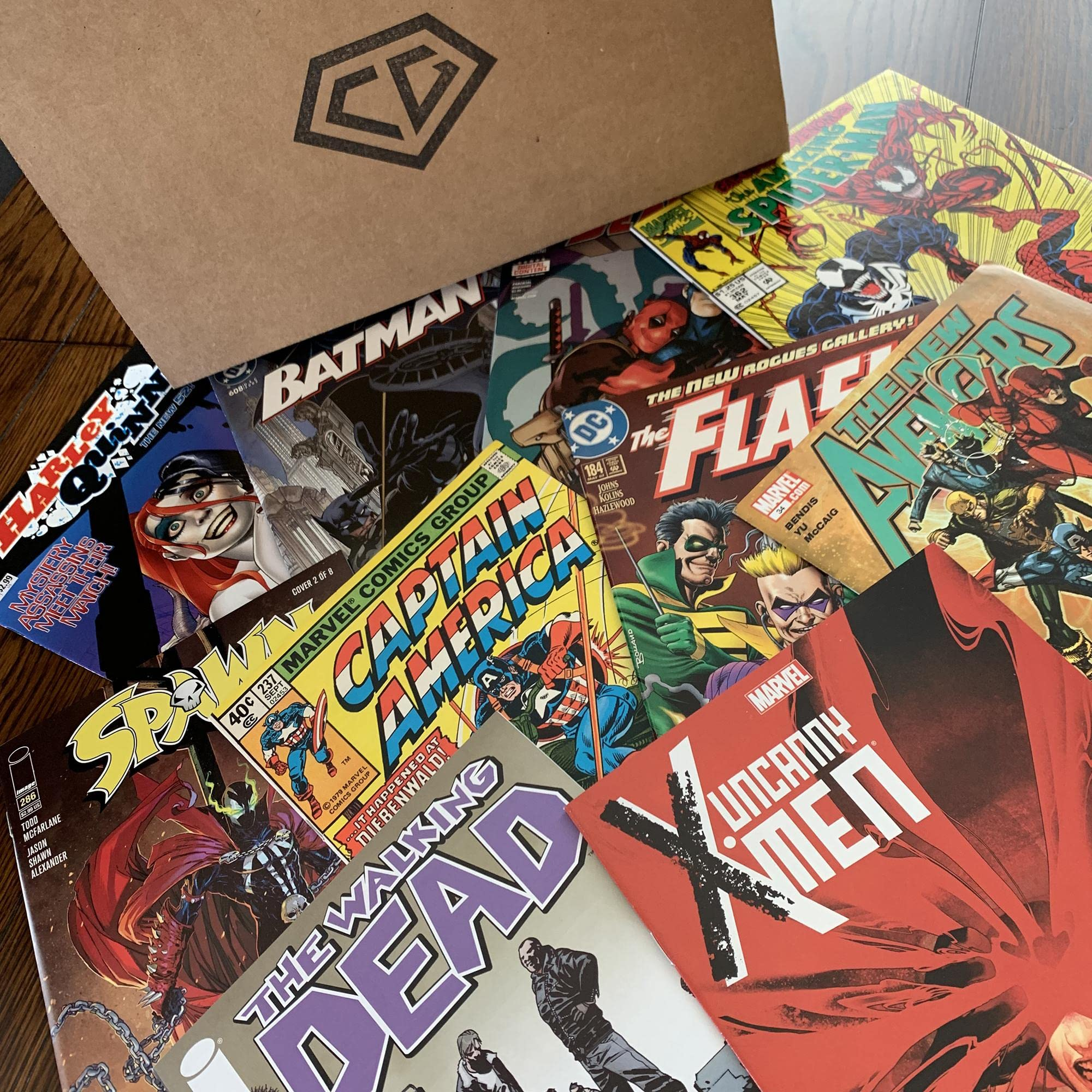 Geek Daily Deals 080820 comics subscription box