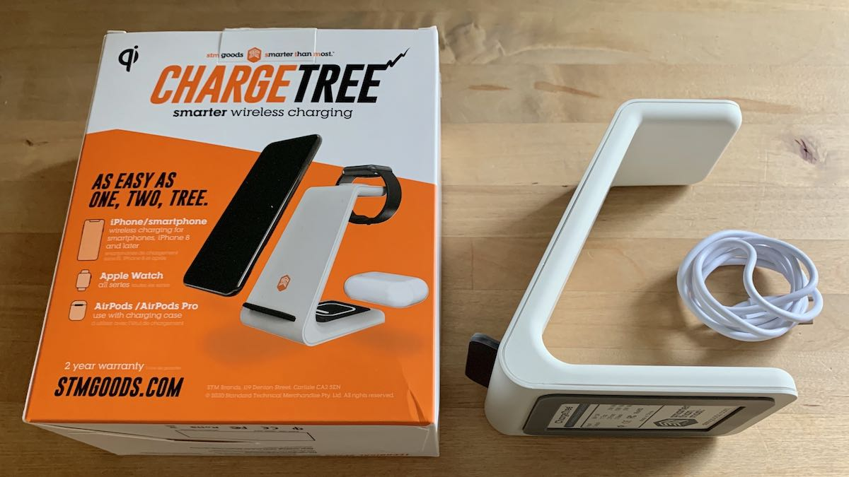 Chargetree review