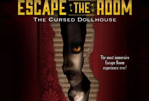 Escape the Room: The Cursed Dollhouse box cover
