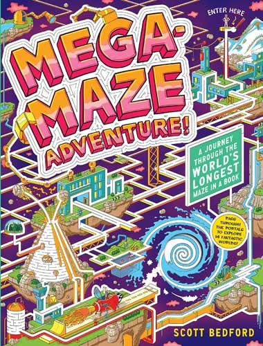 Mega-Maze Adventure cover