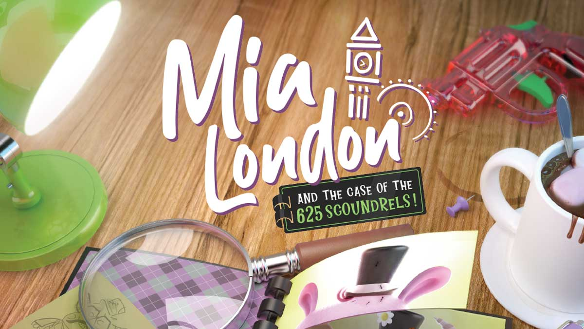 Mia London and the Case of the 625 Scoundrels box cover