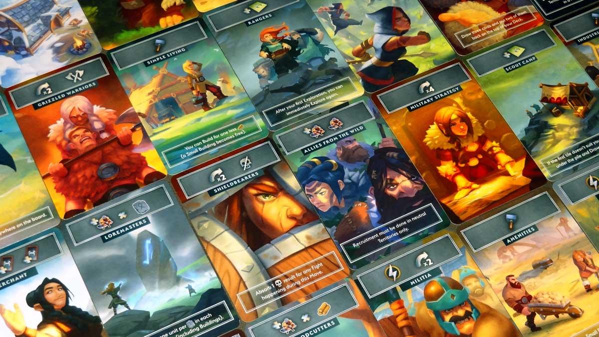 Northgard development cards