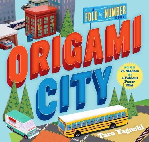 Origami City cover