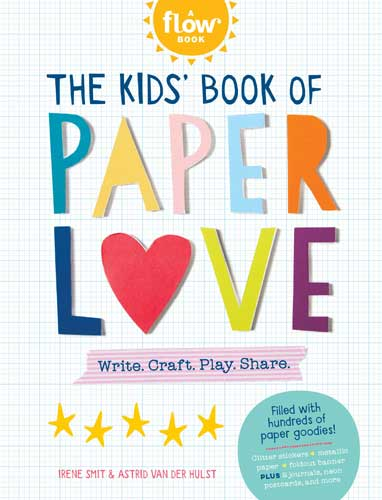 The Kids' Book of Paper Love cover