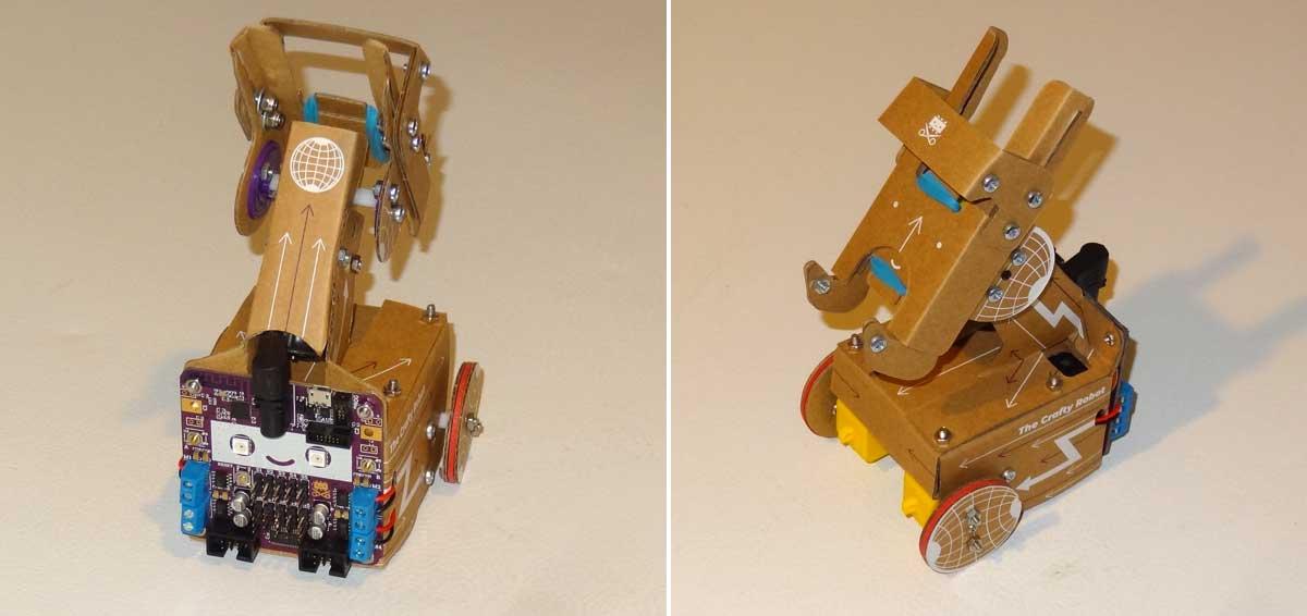 Smartipresence robot
