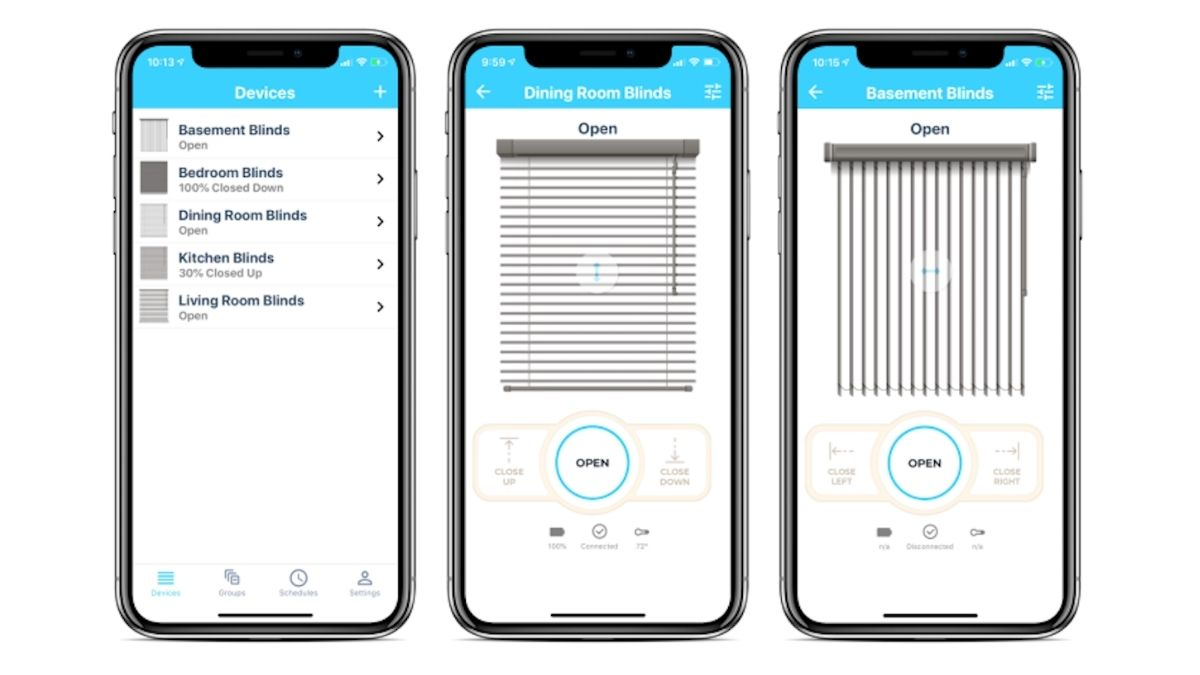 Sunsa Wand automates existing blinds with smart home functionality.