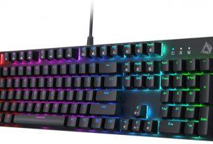 Geek Daily Deals 082520 aukey keyboard
