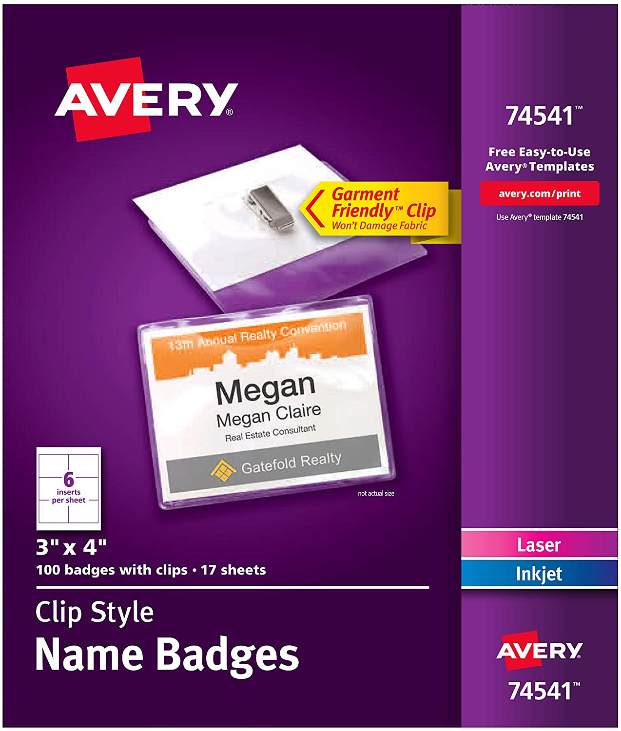 Geek Daily Deals 082720 avery labels badges