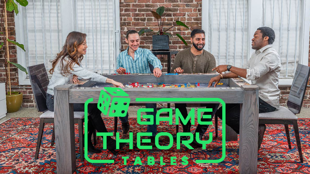 Make Game Nights Unforgettable With The Origins Game Table Geekdad
