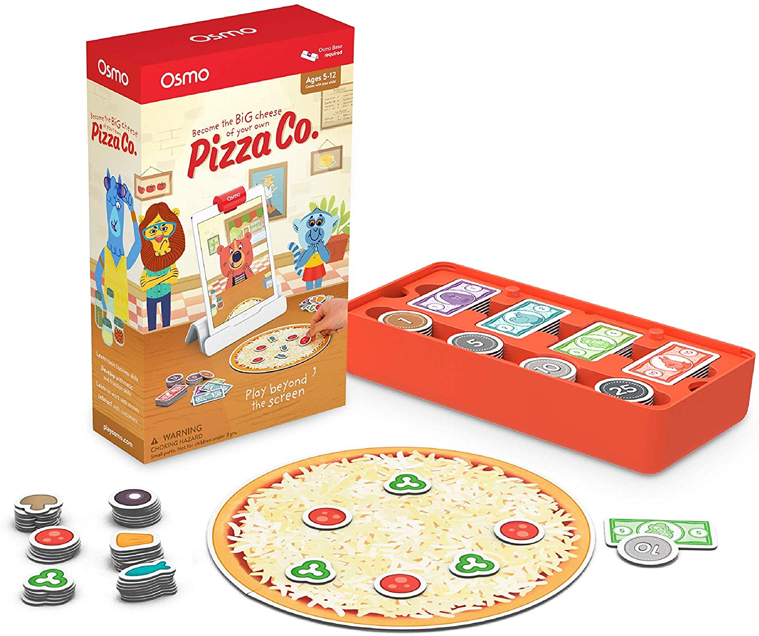 Geek Daily Deals 082420 osmo pizza co