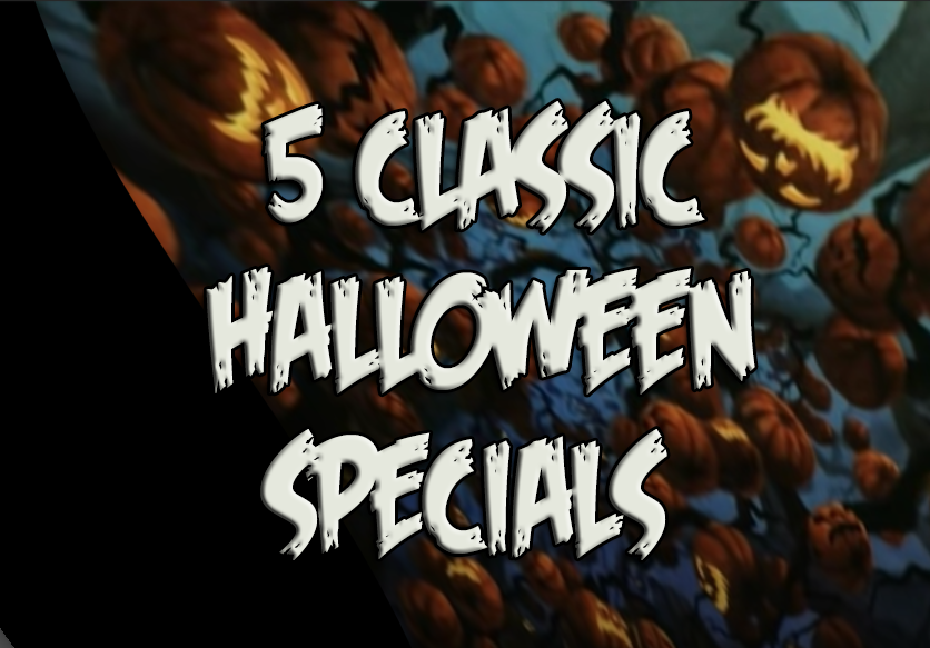 5 classic halloween specials