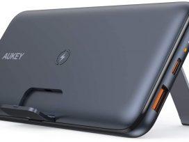 Geek Daily Deals 092220 aukey wireless charging bank