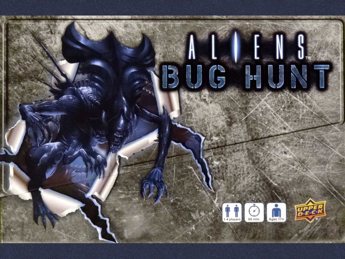 Aliens: Bug Hunt box