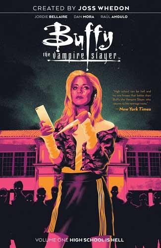 Buffy the Vampire Slayer: High School Is Hell