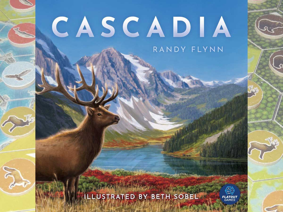 Cascadia box cover