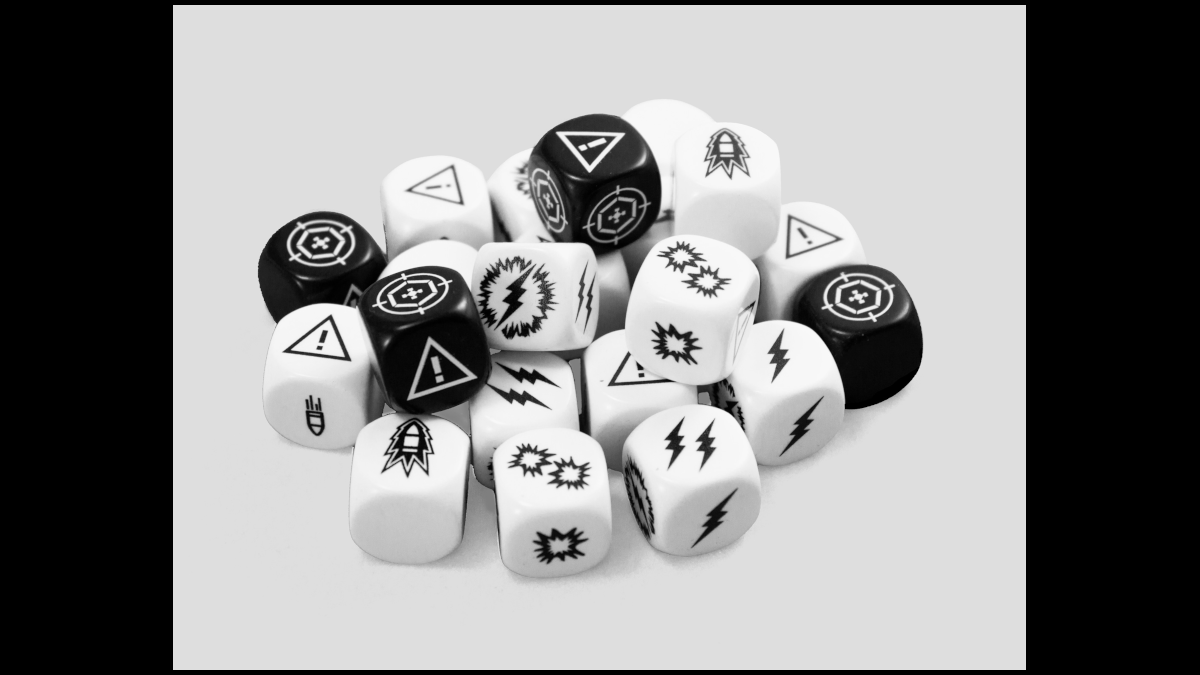 Escape the Dark Sector Ammo and Hit Dice