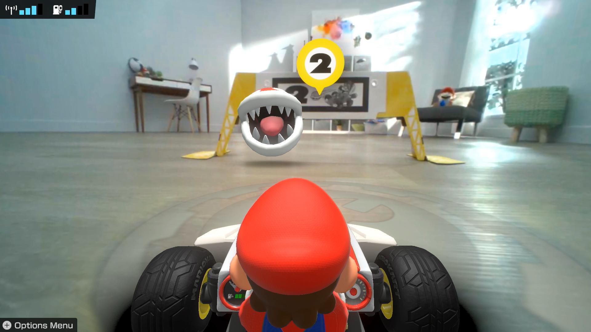 Mario Kart Live: Home Circuit Piranha Plant