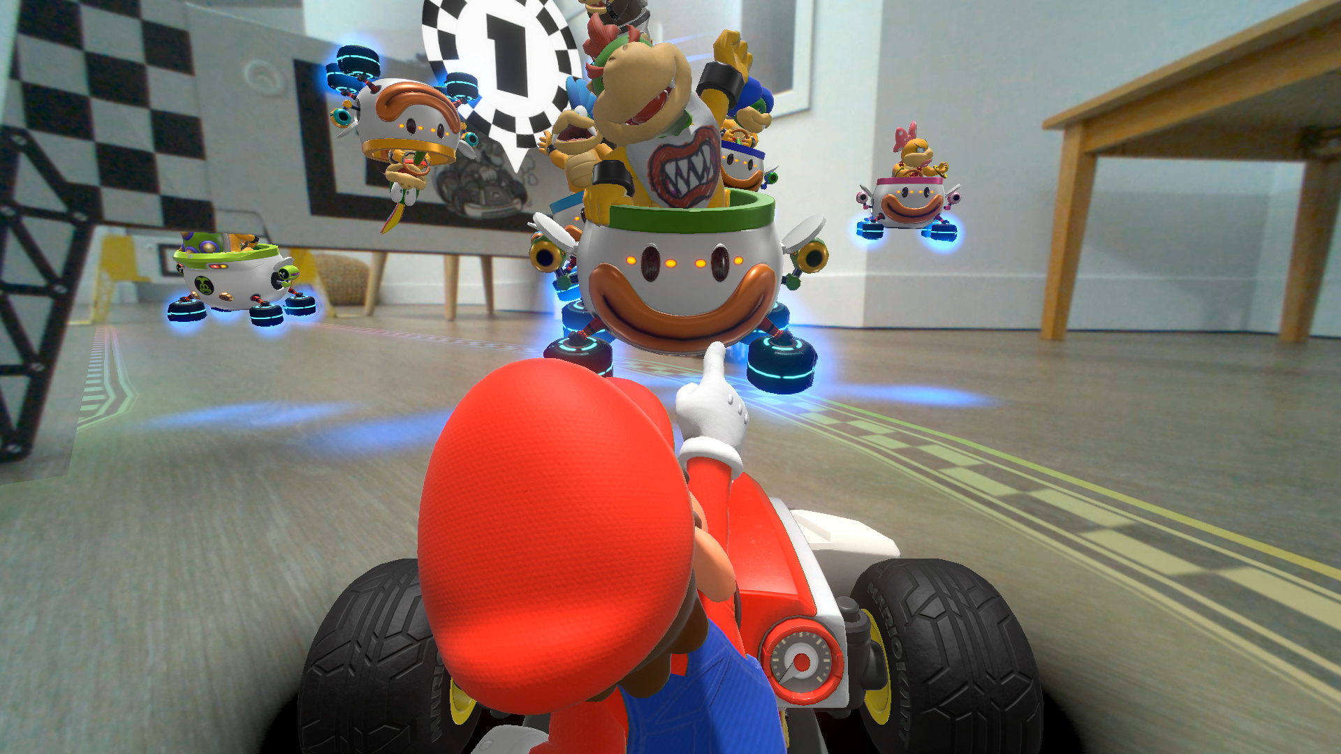 Mario Kart Live: Home Circuit Koopalings