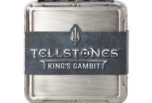 Tellstones: King's Gambit box
