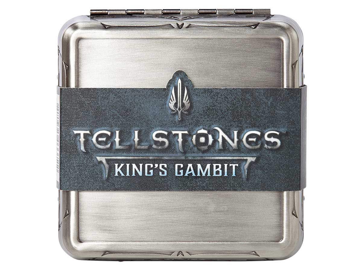 Tellstones: King's Gambit box