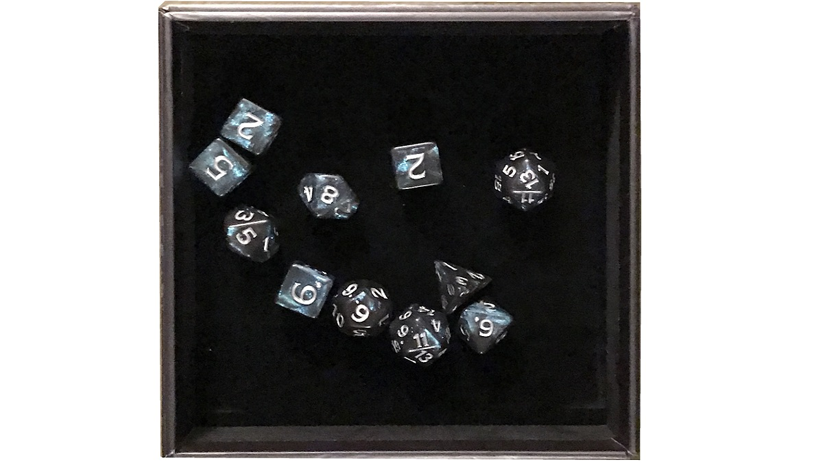 dice and miscellany