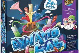 Geek Daily Deals 092820 dynamo lab science kit