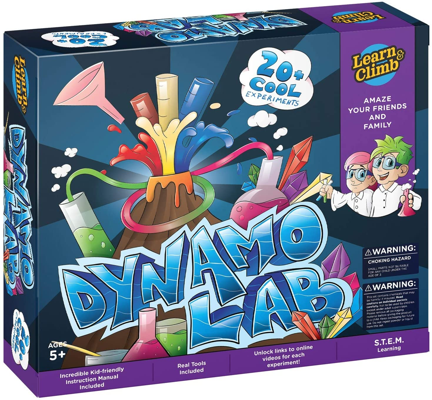 Geek Daily Deals 092820 dynamo lab science kit