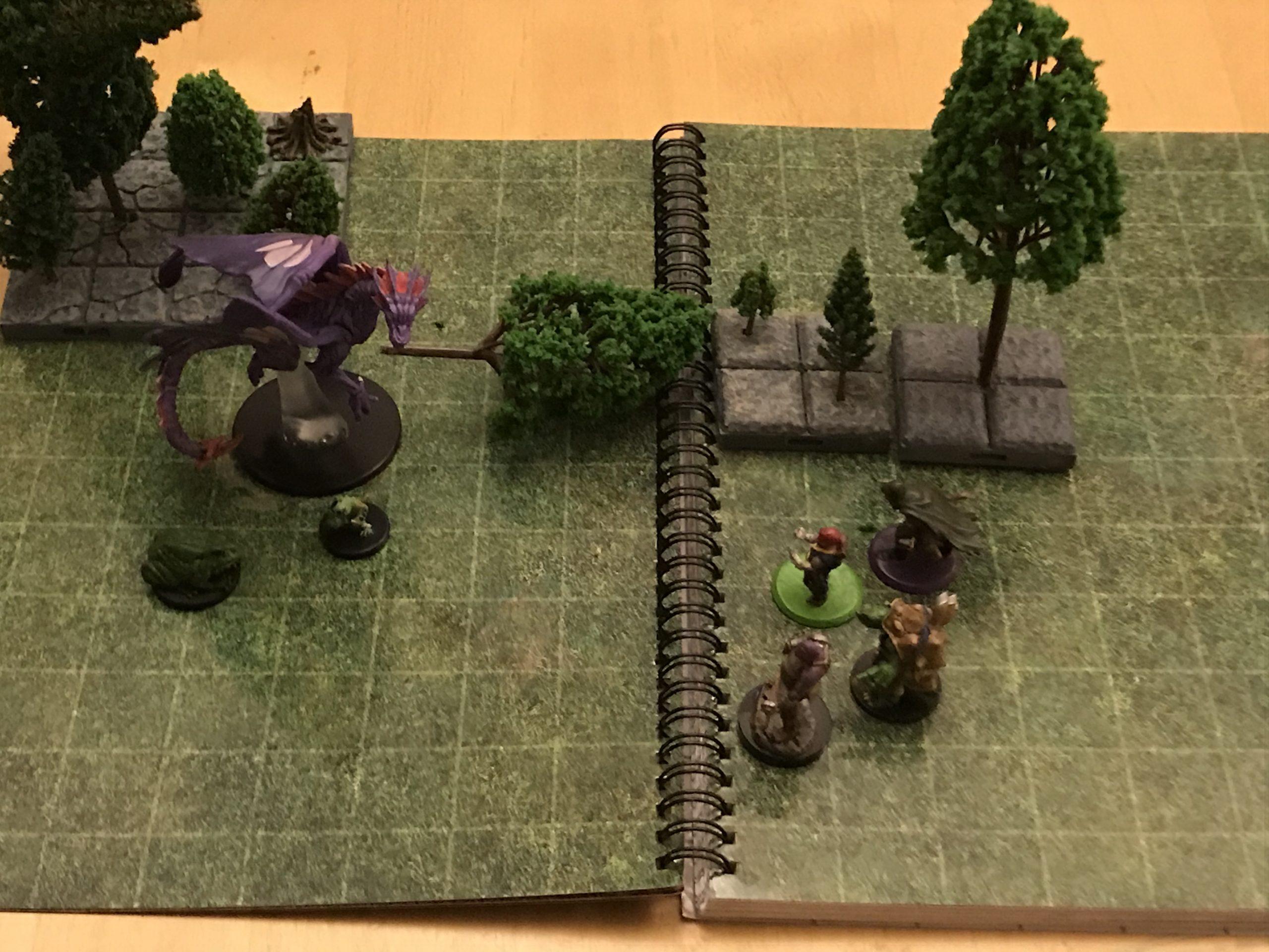 battle mats