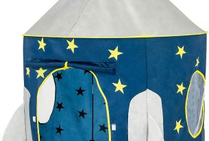Geek Daily Deals 090220 rocket ship tent
