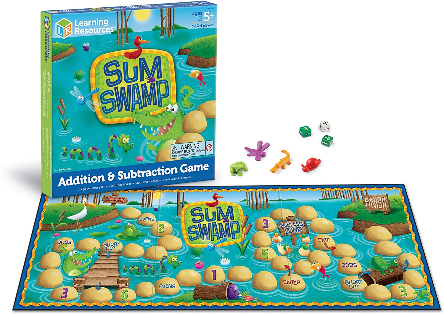 Geek Daily Deals 091620 sum swamp STEM game