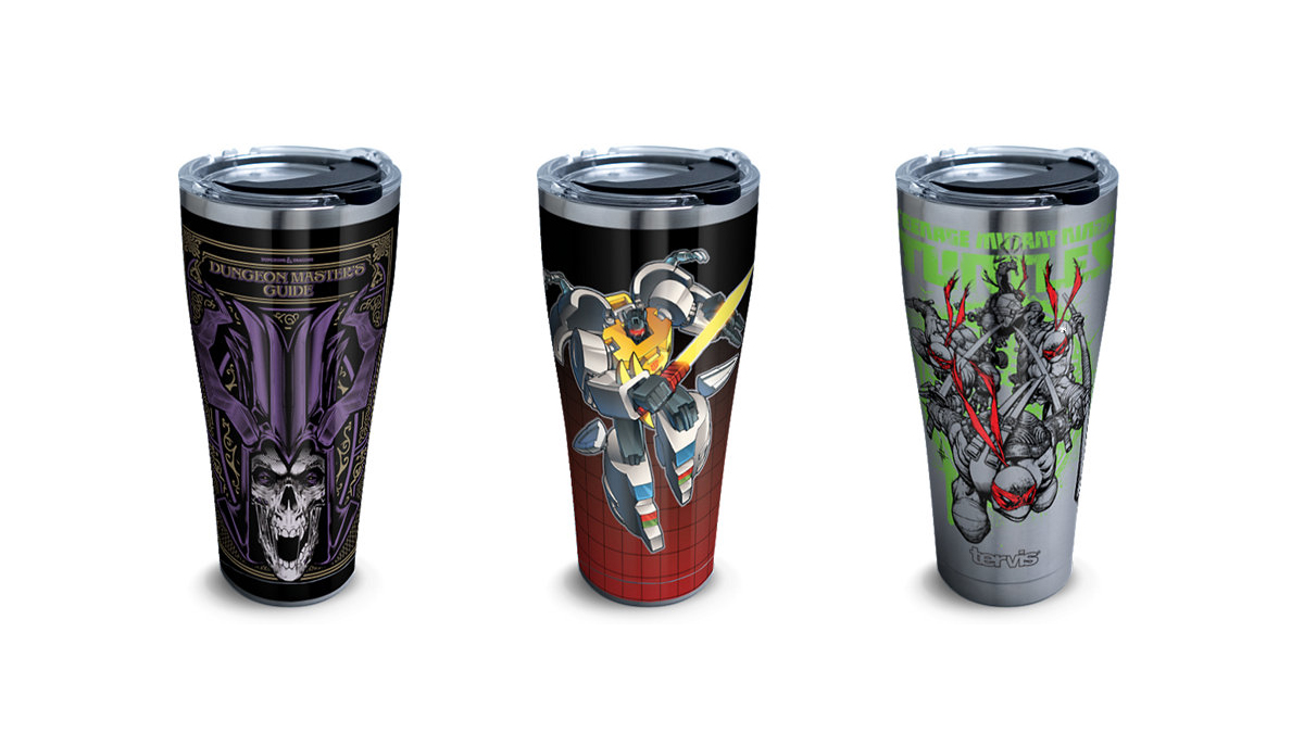 tervis fan series tumblers