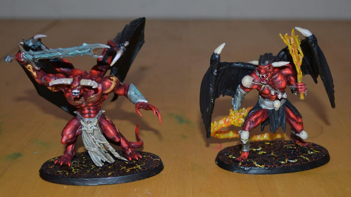 Balor Demon and daemon prince